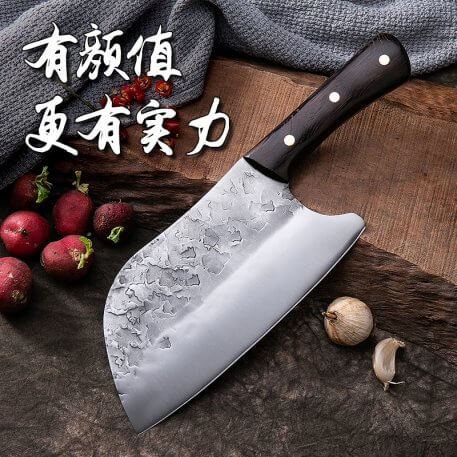 XITUO Hand Forged Knife Ultra Sharp Practical Chef knives Cleaver Ingenuity Forge Hotel Kitchen Butcher Special Knife Wenge
