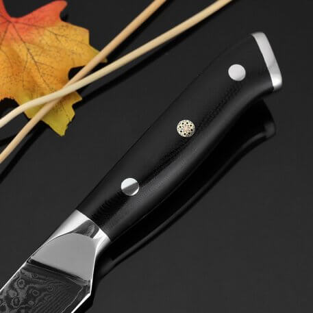 XITUO High Quality Damascus Paring Knife 67 Layer Japanese VG10 Damascus Steel Fruit Peeling Knife G10 Handle Kitchen Chef Tools