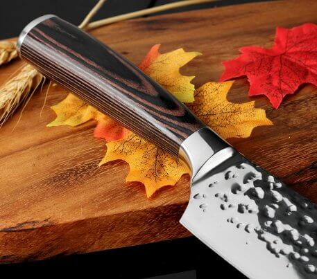 XITUO Chef Knife Newild 8 inch Professional Kitchen Knife Japanese High Carbon Stainless Steel Ergonomics Handle,Ultra Sharp New